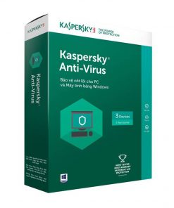 image Kaspersky Anti-Virus 3PC 1 year SOFT4U