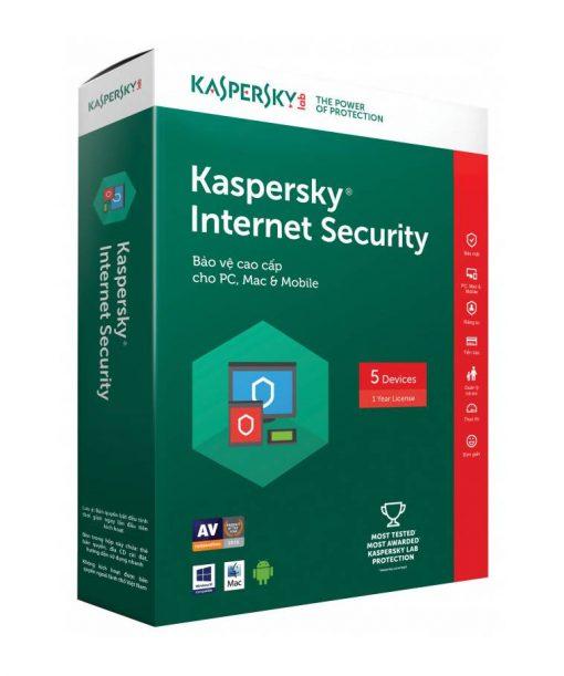 image Kaspersky Internet Security 5 PC SOFT4U