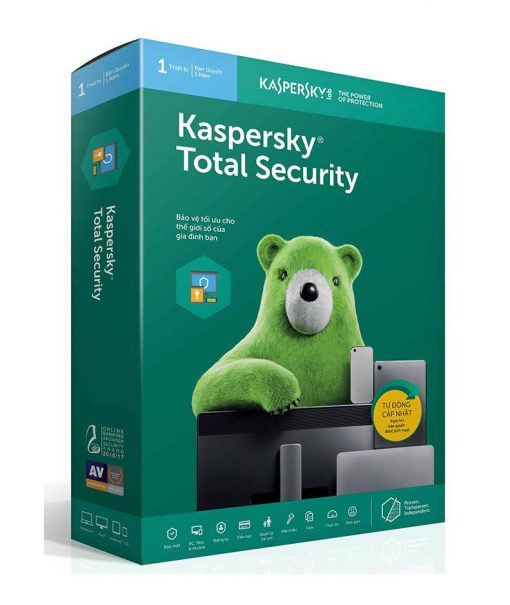 image Kaspersky Total Security SOFT4U
